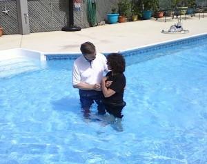Michele's Baptism